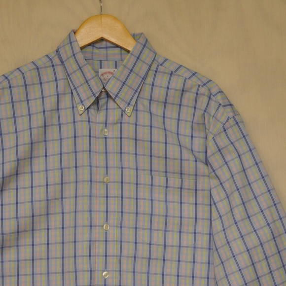 Brooks Brothers Other - Brooks Brothers Button Down L